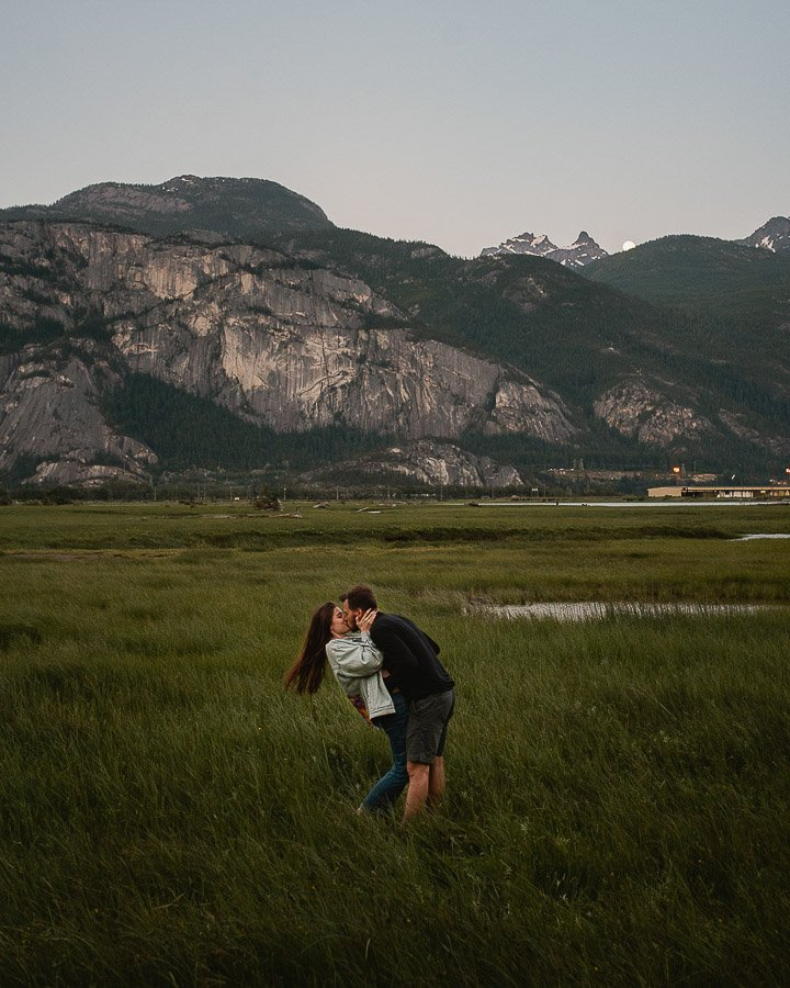 Squamish Couple Session
