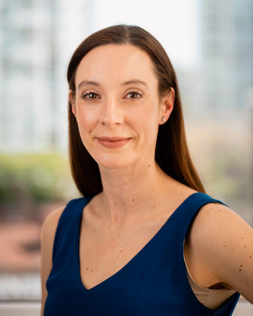 Vancouver Corporate Headshot of Lawyer