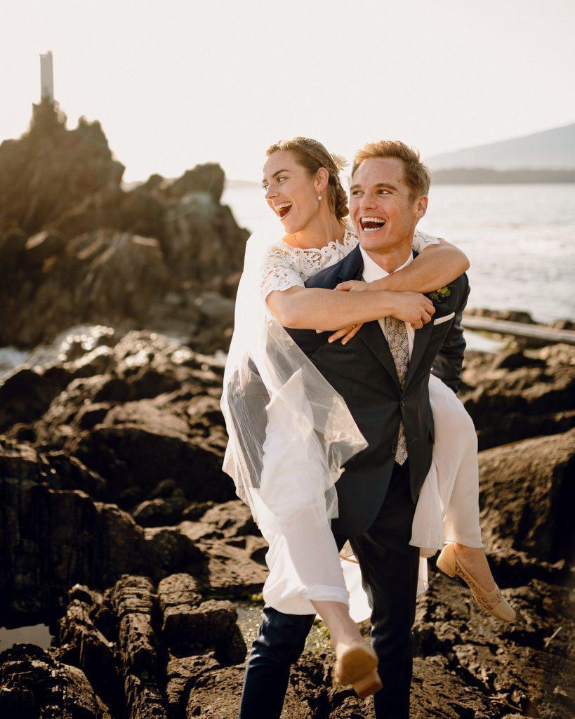 Bowen Island Wedding Photography